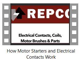 REPCO - HOW MOTOR STARTERS WORK